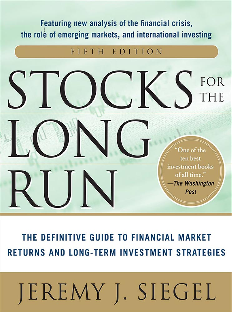 Stocks for the Long Run (1994) by Jeremy Siegel